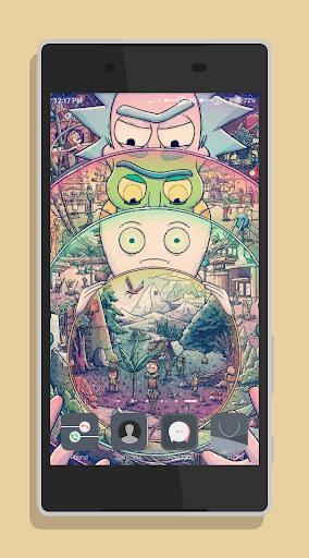 Rick Sanchez Wallpaper for PC