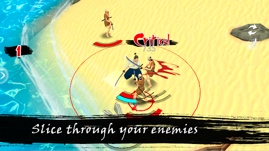 Bushido Saga screenshot