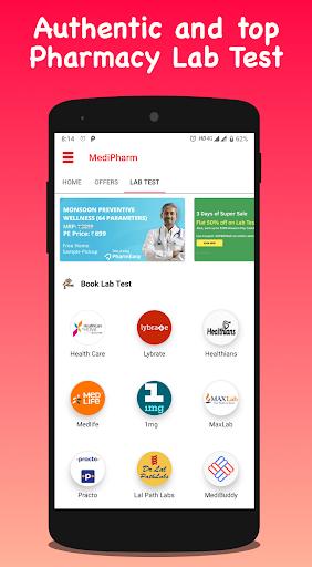 Download Online Pharmacy Netmeds Medlife 1mg PharmEasy 3.3 2