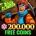 Rock Climber VIP Casino Slot Icon