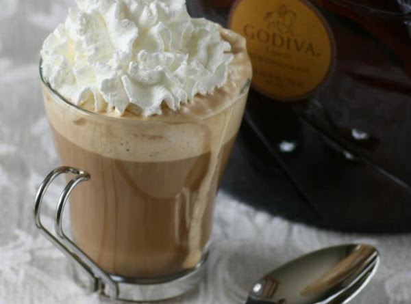 After-hours Milky Way Cappuccino (adult) Recipe