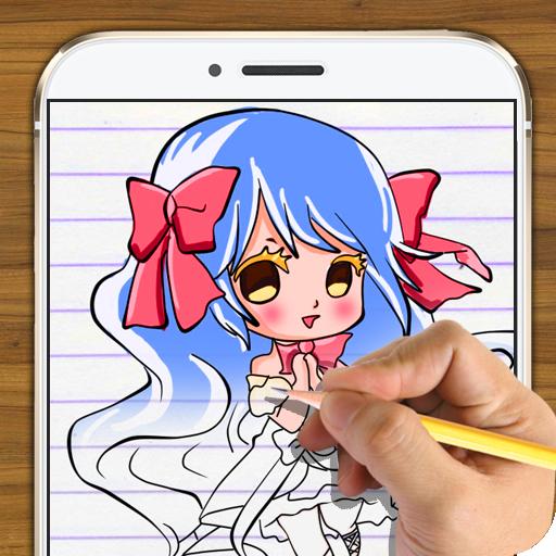 애니메이션의 재미 그리기 模擬 App LOGO-APP試玩