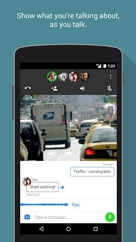 android Talko Screenshot 1