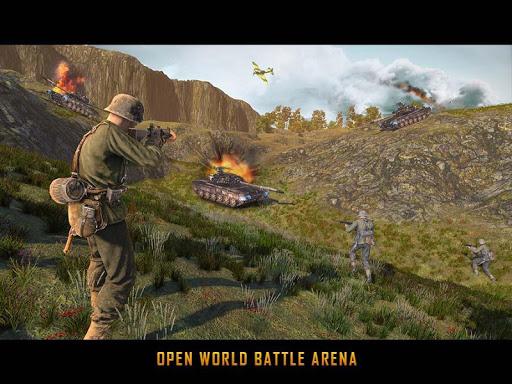 WW2 US Army Commando Survival Battlegrounds 1.6 screenshots 21