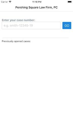 Case Access ss1