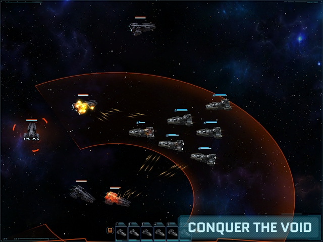 android VEGA Conflict Screenshot 1