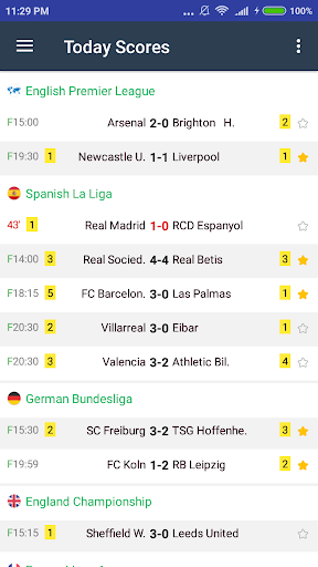 Azscore - Mobile Livescore App, Soccer Predictions by