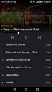 Taraftar Galatasaray Marşları - náhled
