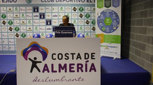 El CD El Ejido necesita que Santo Domingo vuelva a ser un fortín