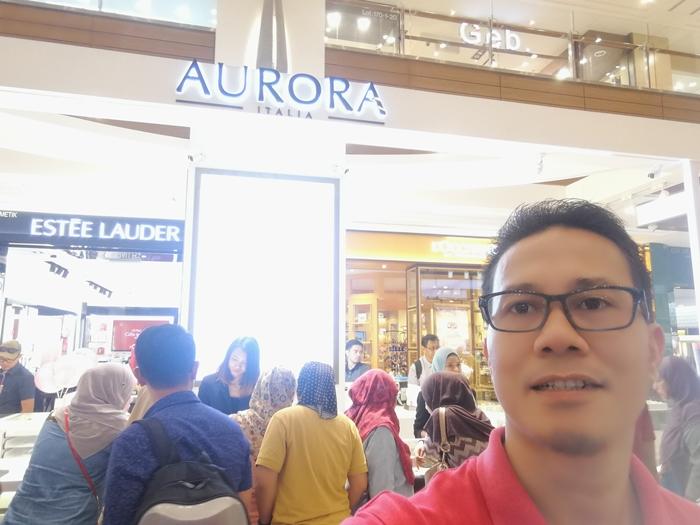 Selfie di Outlet Aurora Italia