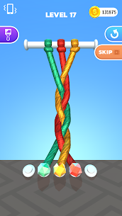 Tangle Master 3D Mod APK (Unlimited Coins/No Ads) for Android 4