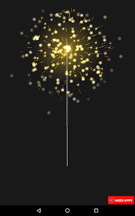 Sparkler Fireworks - náhled