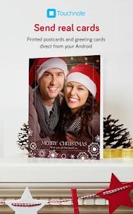 Touchnote Christmas Edition- screenshot thumbnail