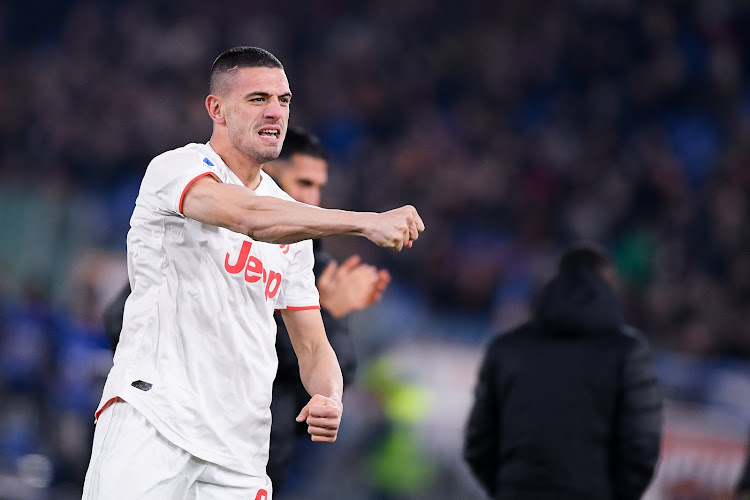 La Juventus a fixé le prix de Merih Demiral