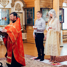 Wedding photographer Milena Merkureva (milesh). Photo of 11.07.2017
