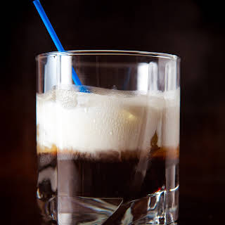 Dirty White Russian.