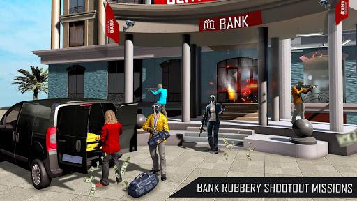 Grand Bank Robbery Vegas Heist : Real Shooting apktram screenshots 13