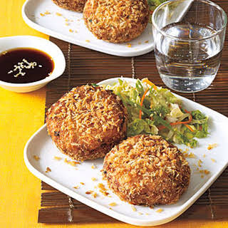 Asian-Style Fish Cakes.