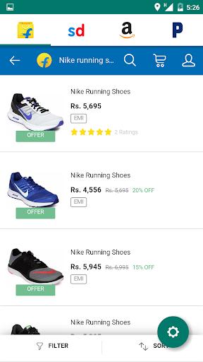 Genie Shopping Browser screenshot 3