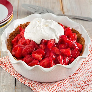 Fresh Strawberry Pie With Graham Cracker Crust Recipes