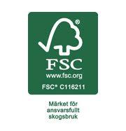 FSC-Certifikat