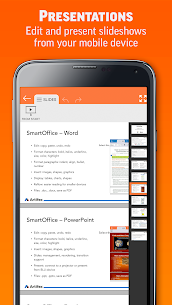 SmartOffice – View & Edit MS Office files & PDFs 3