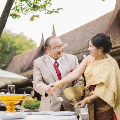 Wedding photographer Pakasith Suwanamund (WhiteLove). Photo of 07.03.2018