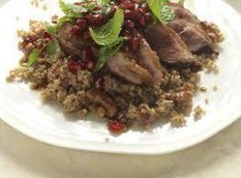 Duck Pilaf Recipe