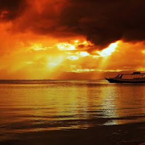 LAKEY ROL by Erwan Setyawan - Landscapes Sunsets & Sunrises