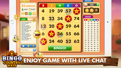 Bingo Country Ways: Best Free Bingo Games screenshots 4