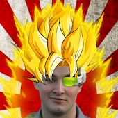 Super Saiyan Photo DBZ
