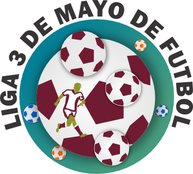 Escudo Liga 3 de Mayo de Fútbol