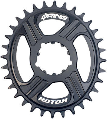 Rotor Q-Ring Boost Direct Mount Oval Chainring: SRAM Cranks alternate image 3