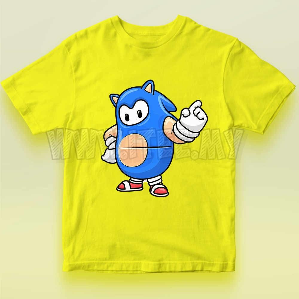 Fall Guys x Sonic 7