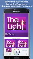 Screenshot of AM 1310 The Light
