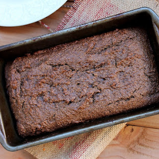 Chocolate Avocado Banana Bread (Vegan)