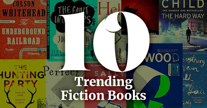 10 trending fiction books march