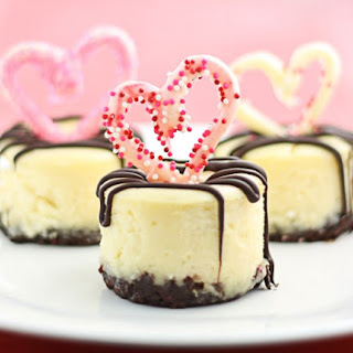Best Ever Mini Cheesecakes.