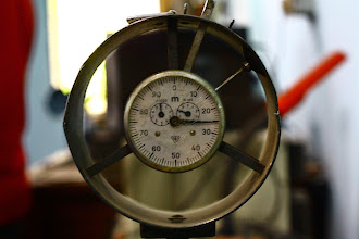 Photo: Antique Thermometer