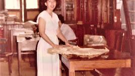 Adela Alcocer, en el Archivo.