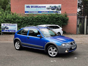 ROVER STREETWISE SE 16V (103PS)