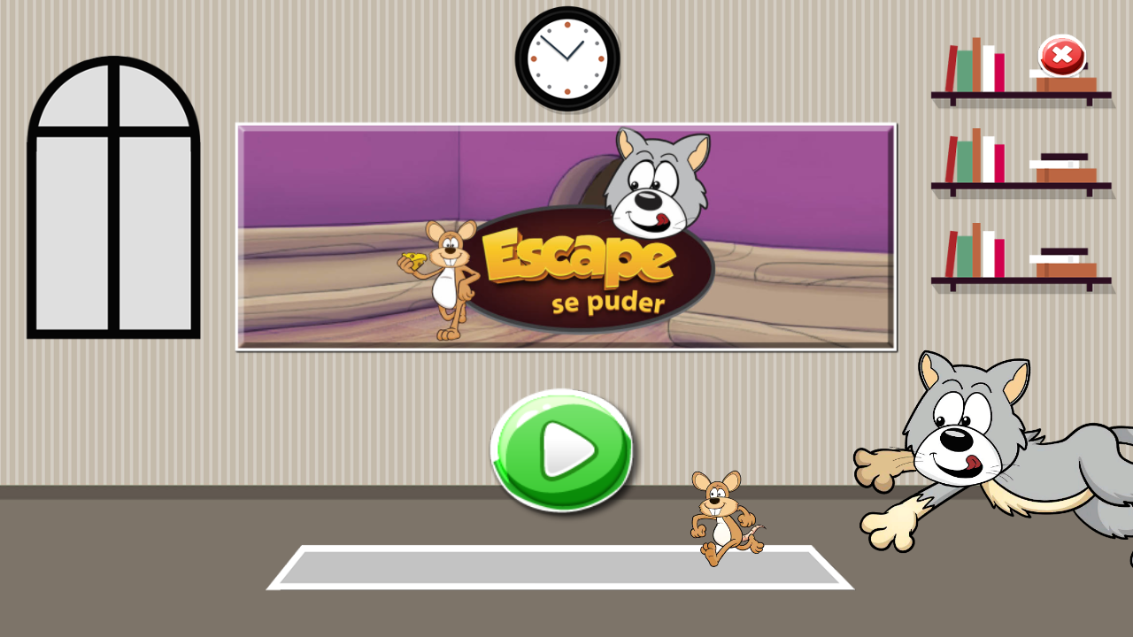 Escape se Puder- screenshot