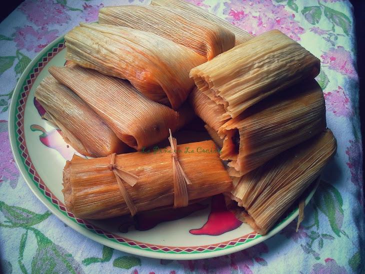 Chicken Tamales Recipe