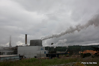 Photo: (Year 2) Day 338 - Paper Recycling Plant in Port Townsend