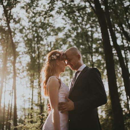 Wedding photographer Łukasz Jakubowski (jakubowskifoto). Photo of 01.11.2016