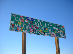 Photo: Too many Boulder folks take this way to Moab....