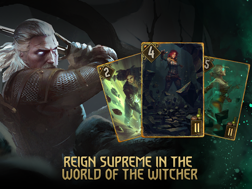 GWENT: The Witcher Card Game screenshots 12