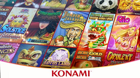 Konami Slots Free Games