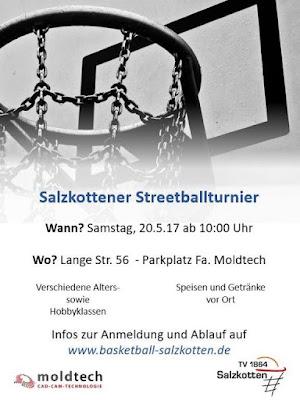 Salzkottener Streetballturnier