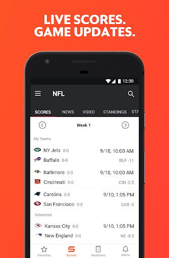 Yahoo Sports 7.0.1 screenshots 3